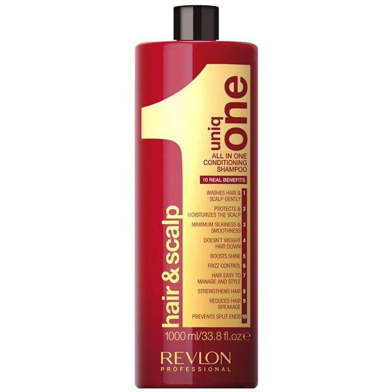 sampon nutritiv - revlon professional uniq one all in one conditioning shampoo 1000 ml.jpg